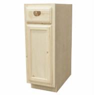 "12"" Pine Base Cabinet"