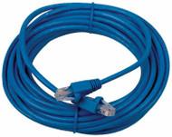 25' Cat5e Blu Cable