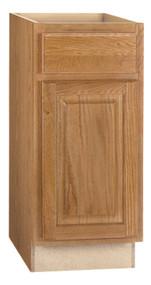 """15"""" Oak Base Cabinet"""