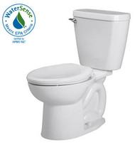 Cadet 3 Rnd Wht Toilet