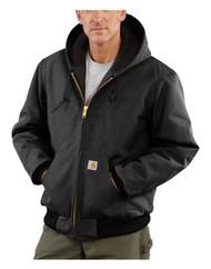 Lg Reg Blk Duck Jacket