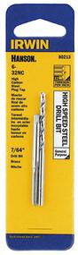 #6x32 Nc Tap/drill Set