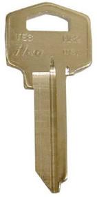 Harlock Lock Key Blank