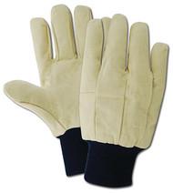 Lg Cott Canvas Glove