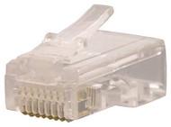 8pk Rj45 Cat5 Mod Plug