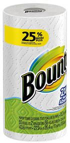 Bounty Sgl Wht Towel