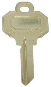 Baldwin 5 Pin Key Blank