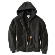 3xl Reg Blk Qfl Jacket