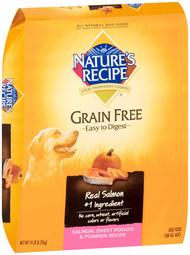 12lb Gf Salmon Dog Food