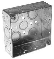 4x1-1/2 Weld Sq Box