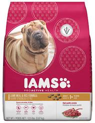 12.5lb Lam/ric Dog Food