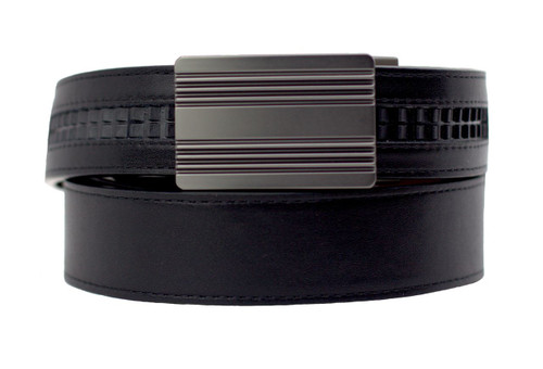 REVERB - Reversible Belt with Monterey Buckle