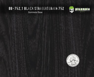 Black Straightgrain Straight Wood Woodgrain 752 Hydrographics Pattern Big Brain Graphics Gunmetal Grey Base Quarter Reference