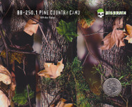 Pine Country Camo 250 Hydrographics Pattern Film Buy Dipping Big Brain Graphics Seller White Base Quarter Reference