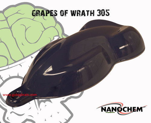 Grapes of Wrath 305 Purple Deep Paint Durable Hydrographics Big Brain Graphics Speed Shapes