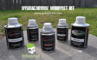 SuperChrome Hobbyist Kit Small HVLP Chroming Kit Plastic Affordable Spray Gun Paint Buy Big Brain Graphics