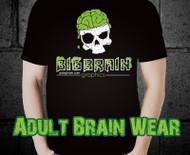 Brain Wear Logo T Adult