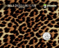 Cheetah Leopard Real Fur Animal Skin Big Brain Graphics Trusted Seller Buy Hydrographics Film USA Pattern