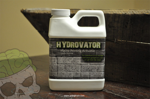 Hydrovator Activator Pint Best Activator on the market Sold by Big Brain Graphics