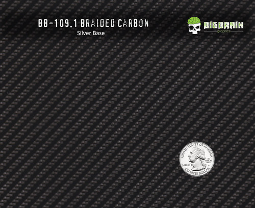 Braided Braid Carbon Fiber Hydrographics Pattern Film Buy Seller Big Brain Graphics Trusted Gunmetal Grey