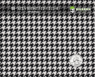 Houndstooth Hounds Tooth Classy Black Clear Versatile Hydrographics Film Pattern Buy Big Brain Graphics White Base Quarter Base