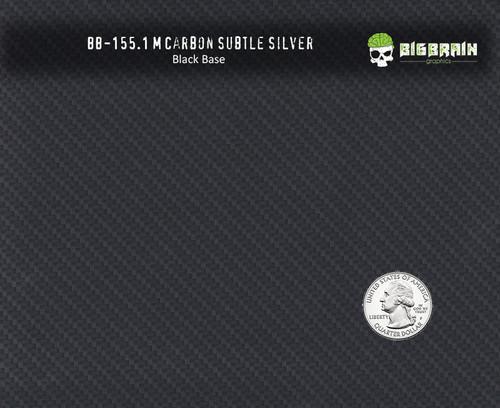M Carbon Detailed Carbon Fiber Aquagraphix Big Brain Graphics Hydrographics Film Dip Black Base Quarter Reference