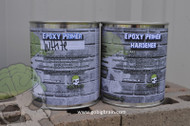 Grey Gray Epoxy Primer Quart With Hardener Big Brain Graphics Hydrographics Automotive Durable