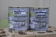 Grey Gray Epoxy Primer Quart With Hardener Big Brain Graphics Hydrographics Automotive Durable