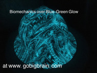 Glow Paint Blue Green