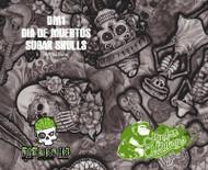 Dia De Muertes Sugar Skull DM1 (100 CM)