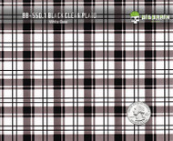 Black Clear Plaid Hydrographics Pattern Big Brain Graphics White Base Quarter Reference