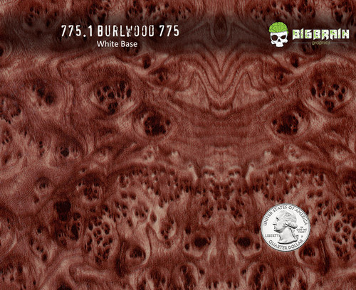 Burlwood Burl Brown Burls Burl Interior Classy Woodgrain Wood Big Brain Graphics Buy Supplies White Base Quarter Reference