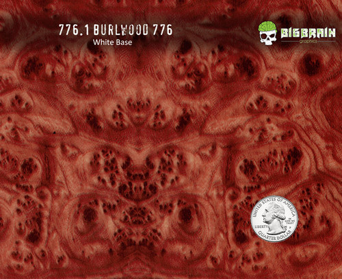 Burlwood Medium Browns Classy Interior Hydrographics Film Pattern Big Brain Graphics Supplier Buy Hydrographics White Base Quarter Reference