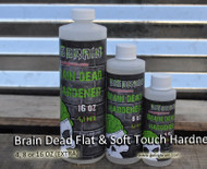 Brain Dead Flat and Soft Touch Hardener Activator Only Clear Coat 4:1 UV Protected Awesome Clear Coat Hydrographics Automotive and more from Seller USA Big Brain Graphics Trio Sizes