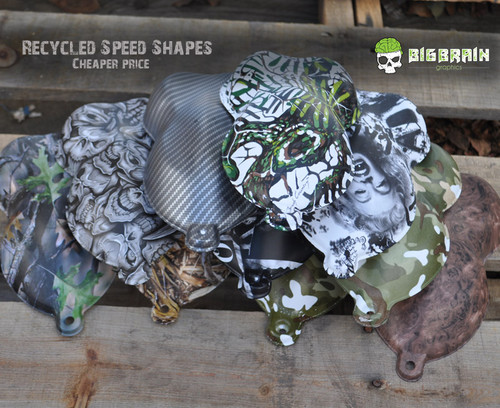 Recycled Speed Shapes Cheap Already Dipped Used Big Brain Graphics Hydrographics Buy Cheap Speed Shapes
