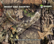 Mossy Oak Break Up Country Camo Camoflauge Hunting Pattern Hydrographics Film Dip Pattern Big Brain Graphics Authorized Reseller