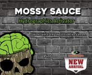 Mossy Sauce Activator Pint