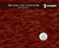 786 Curly Woodgrain Straightgrain Woodgrain Fancy Woodgrain Hydrographics Pattern Dipping Film Big Brain Graphics Desert Digital Base Quarter Reference