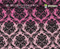 Black Clear Damask Classy Classic Pattern Hydrographics Dipping Girl Woman Pink Hot Pink Base Big Brain Graphics