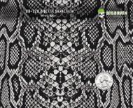 Black Clear Snake Snakeskin Reptile Hydrographics Film Pattern Buy White Base Big Brain Graphics Quarter Reference