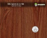 Straightgrain Woodgrain 789 Detailed 3D Wood Big Brain Graphics Hydrographics Pattern USA Seller High Quality Highlander Tan Base Quarter Reference