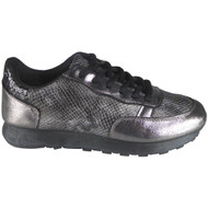"""ALFREDA"" Serpent Fitness Gym Light Sports Comfy Lace Up Shoes"