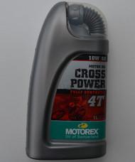 Motorex Cross Power 4T 10W/60
