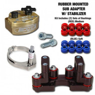 Yamaha YZ/WR Rubber Sub Mount Kit