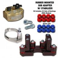 Yamaha YZ/WR Rubber Sub Mount Kit
