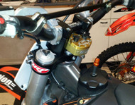 Husqvarna TC 85 14-16 Weld on Sub Mount Kit