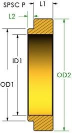 SPRING SIZING COLLAR SPSC 5649