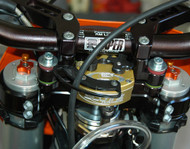 Husaberg Rubber Sub Mount Kit