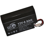 Rechargeable Back-up Battery for Humane Contain Transmitter TX-2