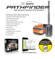 Pathfinder Dog Tracking & Training  System Smartphone Based